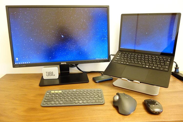 PC環境の写真