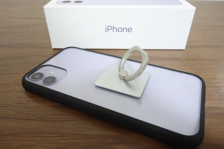 iPhone 11の写真