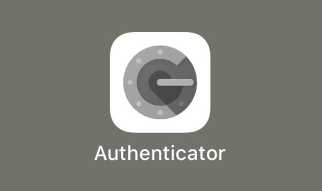 Google Autthenticatorのアイコンの画像