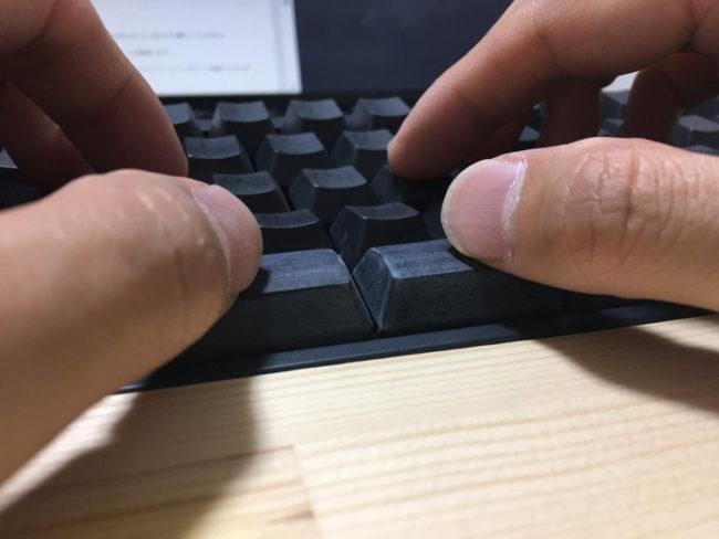 HHKBキーボードの写真