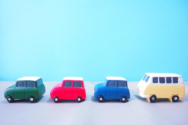 自動車の写真